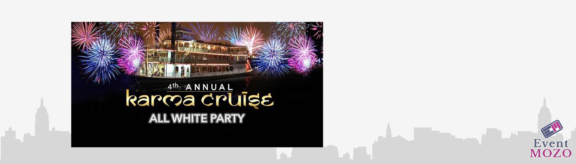 Karma Cruise All White Party 2017 In Grand Romance