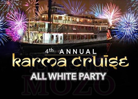 eventmozo Karma Cruise - All White Party 2017