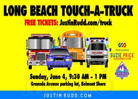 EventMozo 2017 Long Beach Touch-A-Truck; Sun., June 4