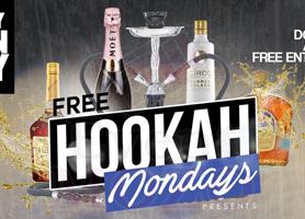 EventMozo FREE HOOKAH MONDAYS @ PHARAOH HOOKAH LOUNGE