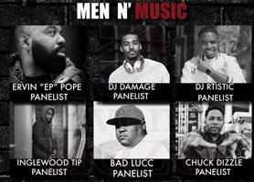 EventMozo MEN N' MUSIC EVENT