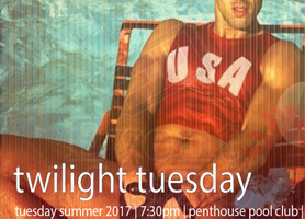 EventMozo TWILIGHT TUESDAY @ THE PENTHOUSE POOL CLUB