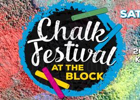 eventmozo Pacific Commons Chalk Festival