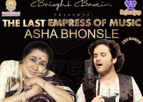 Asha Bhosle & Javed Ali Live In Concert, Bay Area