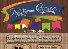 NOITE CAIPIRA