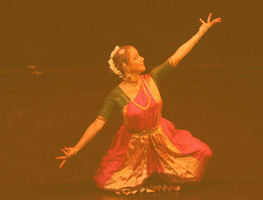 Bharatanatyam Dance With Leela Samson