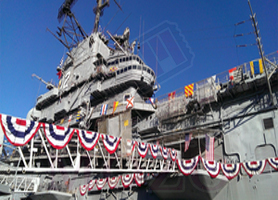 eventmozo USS Hornet's 4th of July Celebration 2017