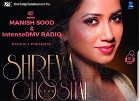 eventmozo Shreya Ghoshal Live concert in Maryland