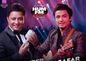 EventMozo Ali Zafar & Sukhwinder Live in Concert - Hous...