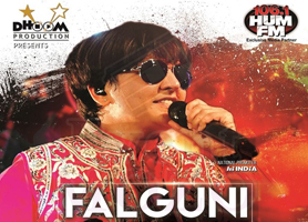 Falguni Pathak Dandiya & Raas Garba Live in Houston