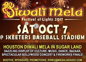 EventMozo Diwali Mela 2017 in Sugar Land