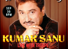 eventmozo Kumar Sanu, the King of Melody Live in Los Angeles