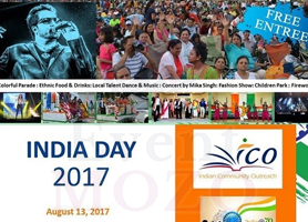 EventMozo 2017 India Day Celebration