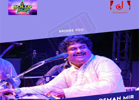 Osman Mir Play Garba & Dandia with Original Folk Instruments