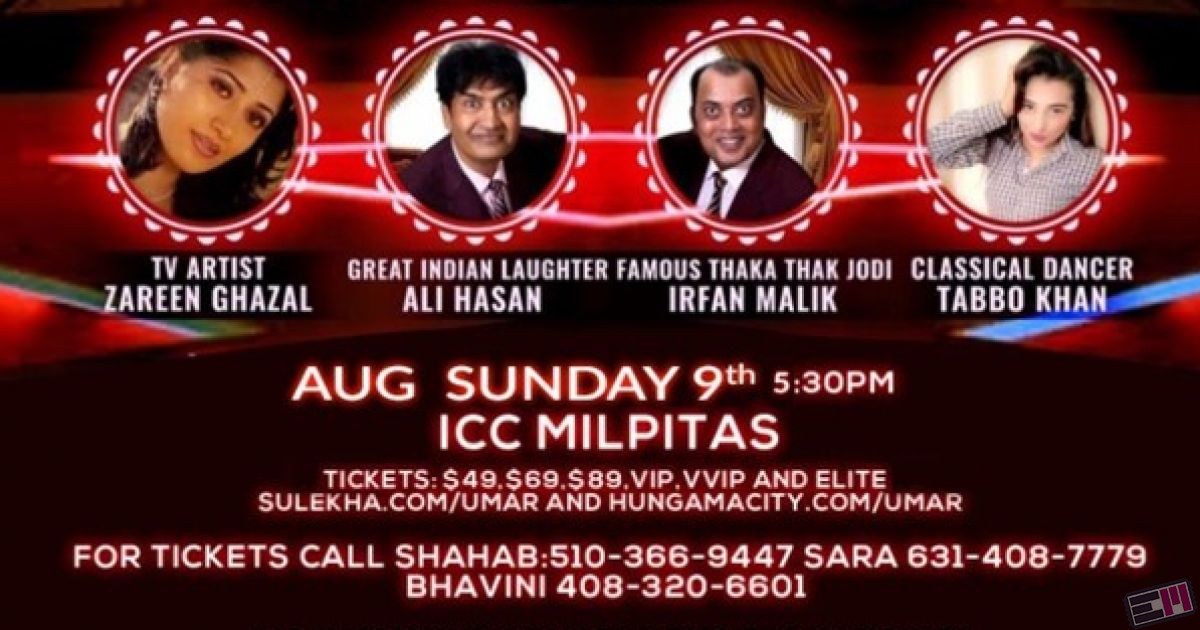 Laughter Night with Comedy King Umer
