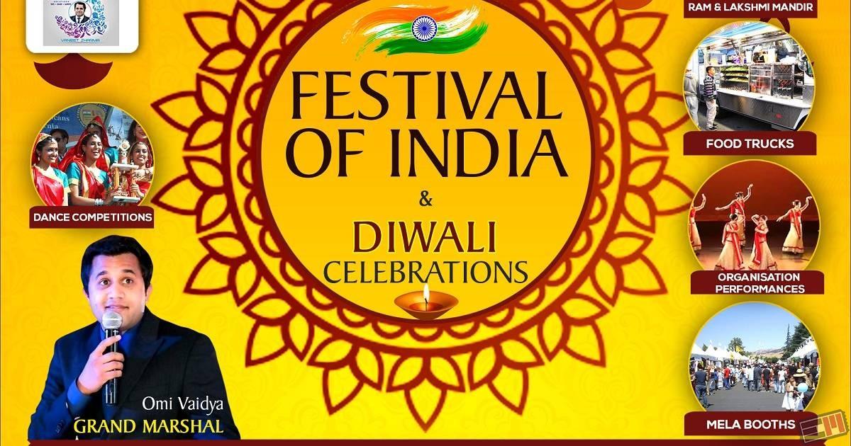 Festival Of India & Diwali Celebration