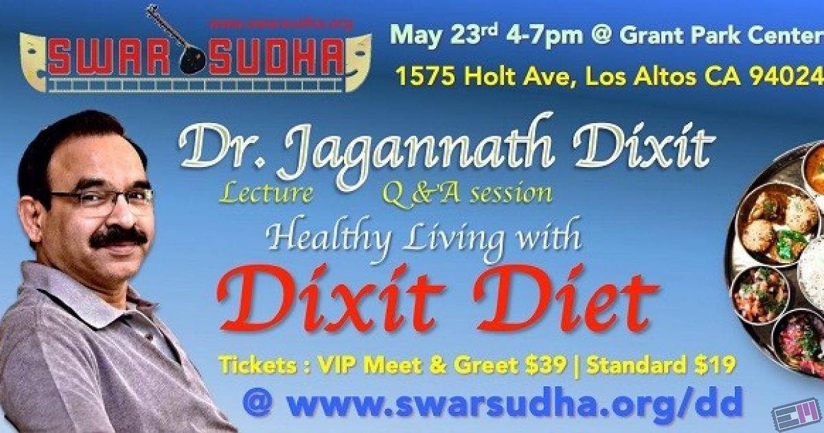 Dixit Diet with Dr. Jagannath Dixit