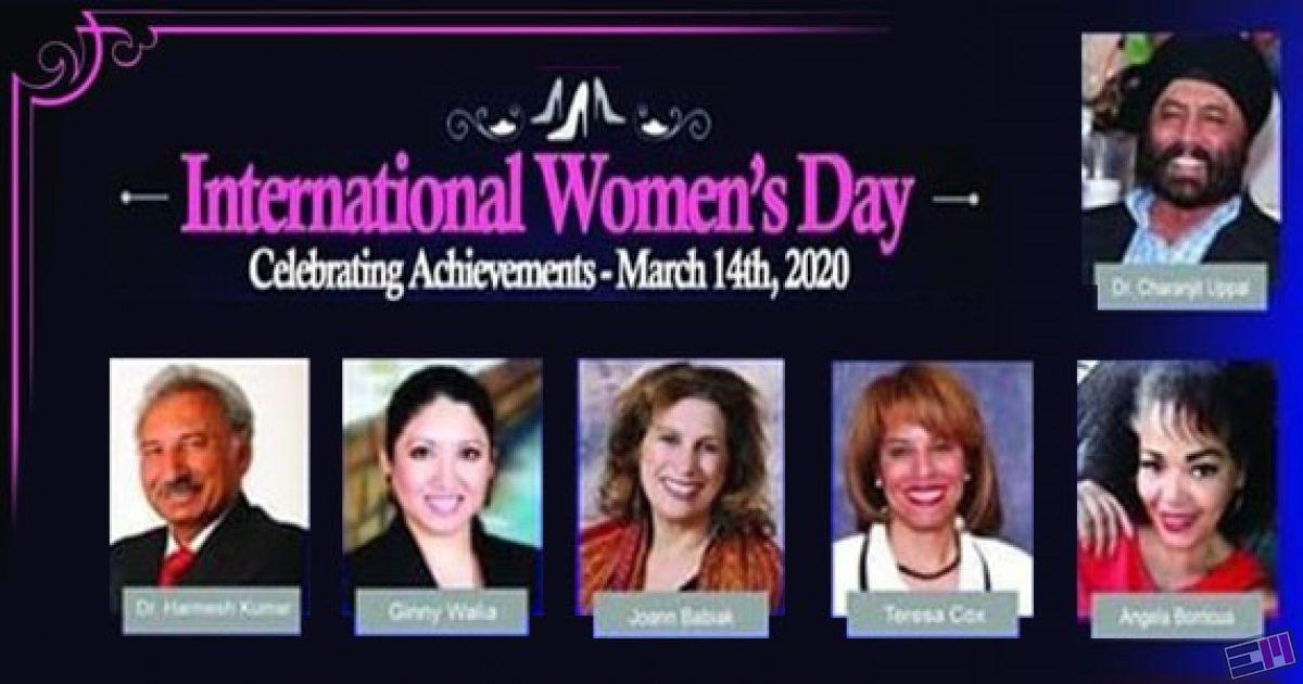 International Women's Day - March 14 - Marriott Fremont Silicon Valley