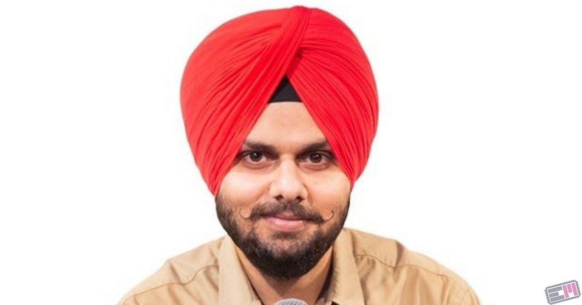 Jaspreet Singh Stand-Up Comedy
