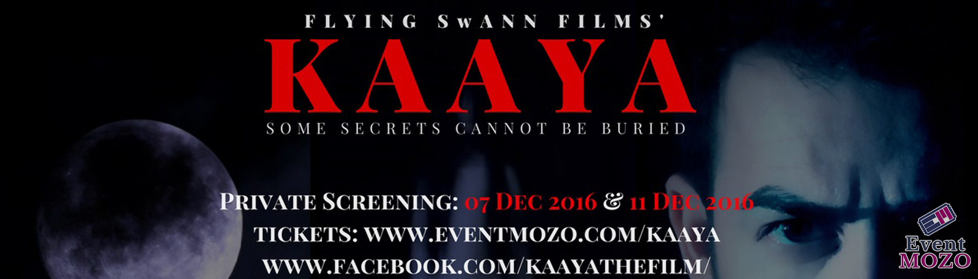 EventMozo Kaaya - Private Film Screenings
