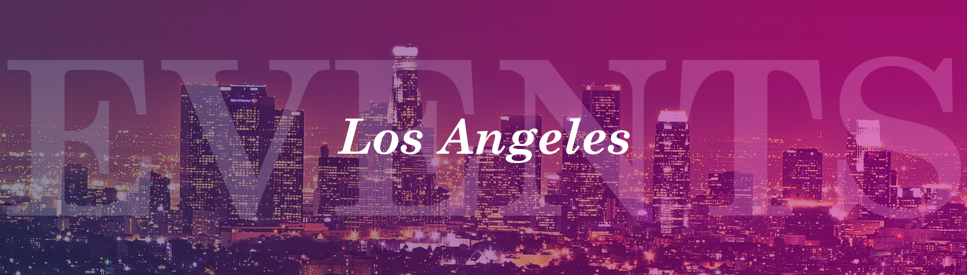 EventMozo Los Angeles