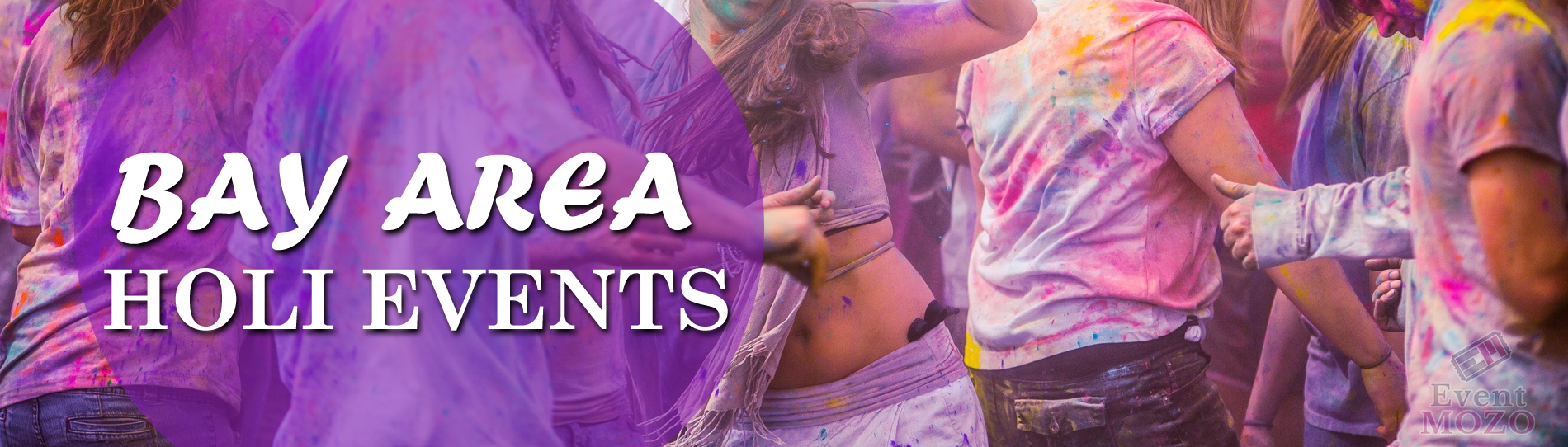 EventMozo Bay Area Holi Events
