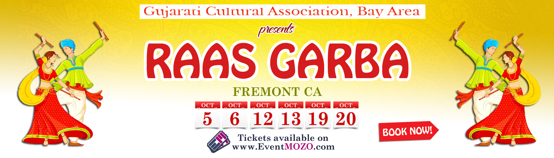 EventMozo Garba Events in Bay Area
